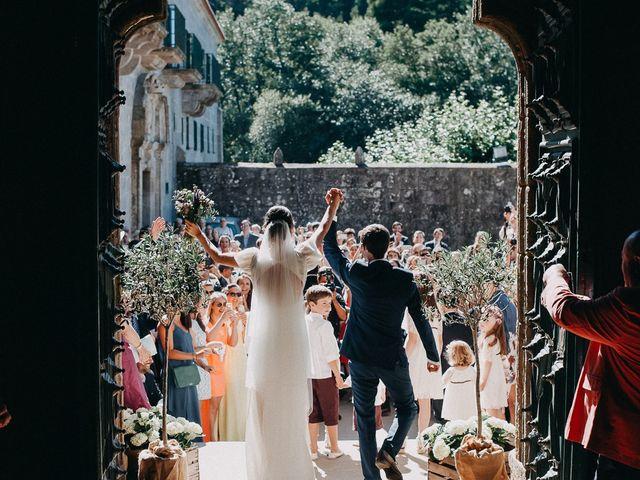 La boda de Tere y Antoine en San Vicente De El Grove, Pontevedra 44
