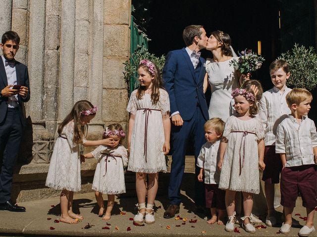 La boda de Tere y Antoine en San Vicente De El Grove, Pontevedra 46