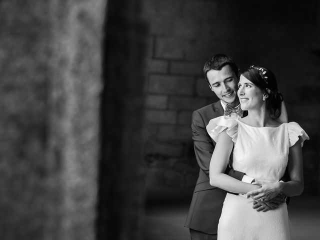 La boda de Tere y Antoine en San Vicente De El Grove, Pontevedra 47