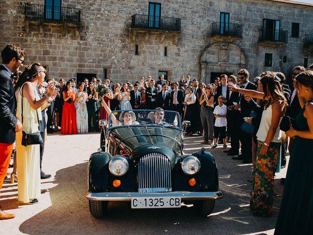 La boda de Tere y Antoine en San Vicente De El Grove, Pontevedra 51