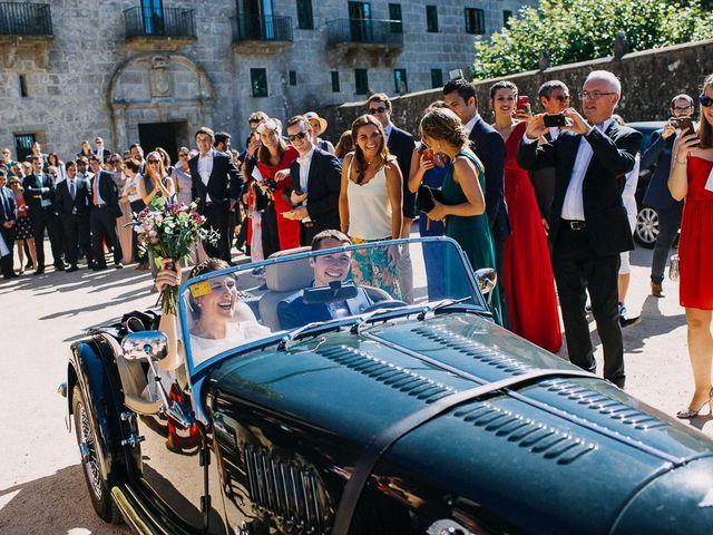 La boda de Tere y Antoine en San Vicente De El Grove, Pontevedra 52