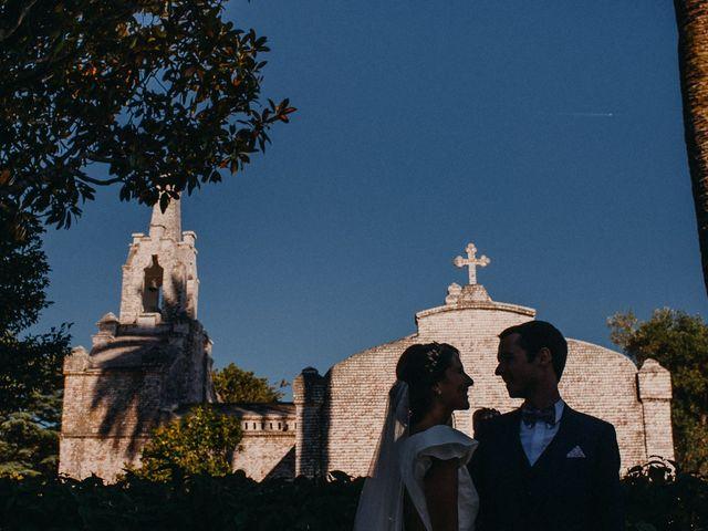 La boda de Tere y Antoine en San Vicente De El Grove, Pontevedra 56