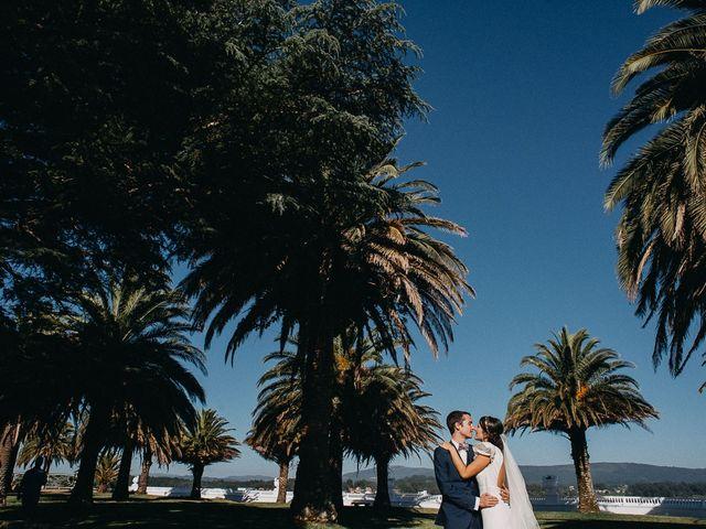 La boda de Tere y Antoine en San Vicente De El Grove, Pontevedra 57