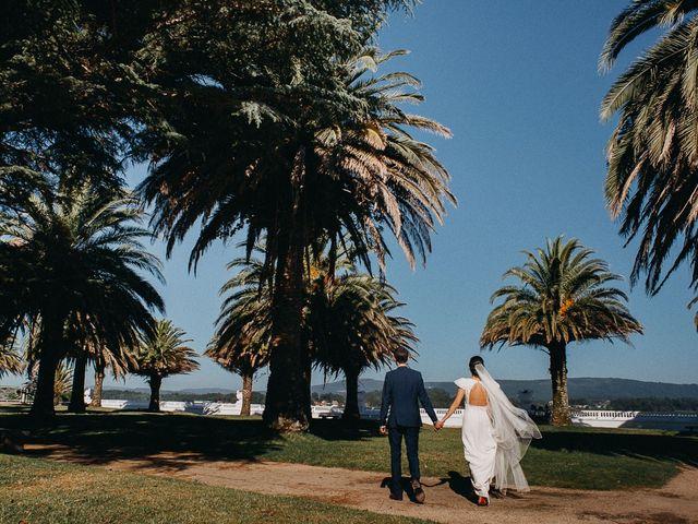 La boda de Tere y Antoine en San Vicente De El Grove, Pontevedra 58