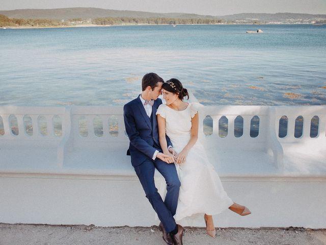 La boda de Tere y Antoine en San Vicente De El Grove, Pontevedra 60