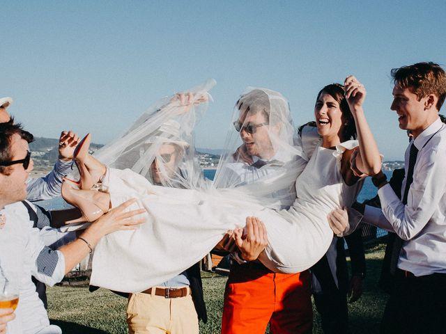 La boda de Tere y Antoine en San Vicente De El Grove, Pontevedra 72
