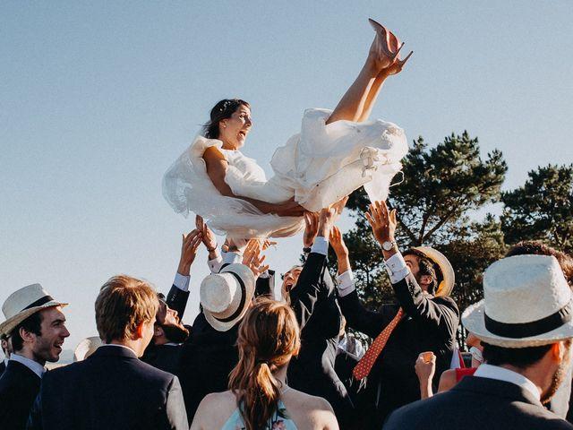 La boda de Tere y Antoine en San Vicente De El Grove, Pontevedra 78