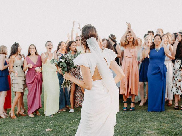 La boda de Tere y Antoine en San Vicente De El Grove, Pontevedra 79