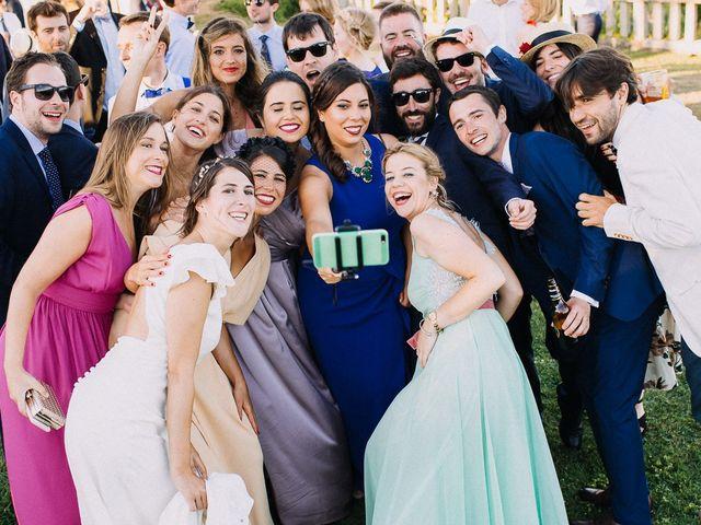 La boda de Tere y Antoine en San Vicente De El Grove, Pontevedra 82