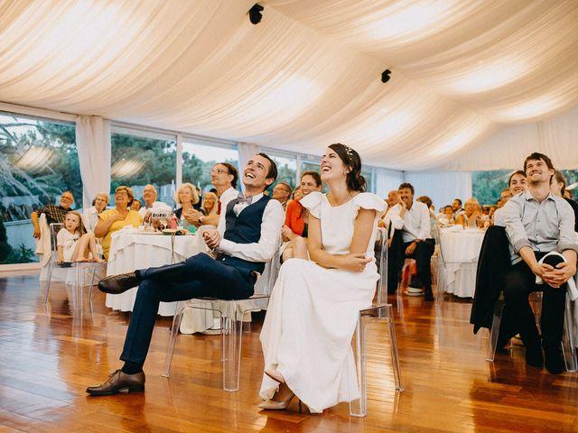 La boda de Tere y Antoine en San Vicente De El Grove, Pontevedra 86