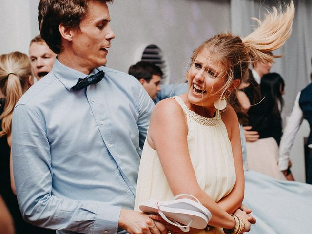 La boda de Tere y Antoine en San Vicente De El Grove, Pontevedra 95