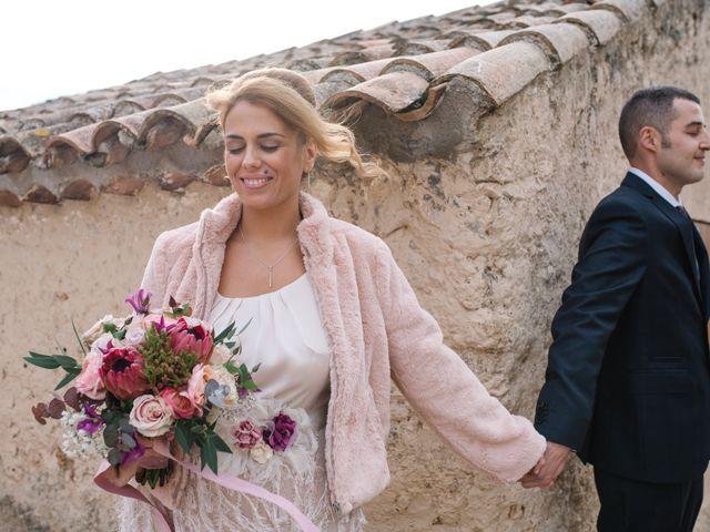 La boda de Toni y Míriam en Sant Jaume Dels Domenys, Tarragona 1