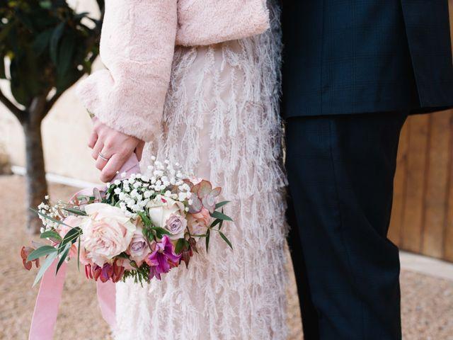 La boda de Toni y Míriam en Sant Jaume Dels Domenys, Tarragona 5