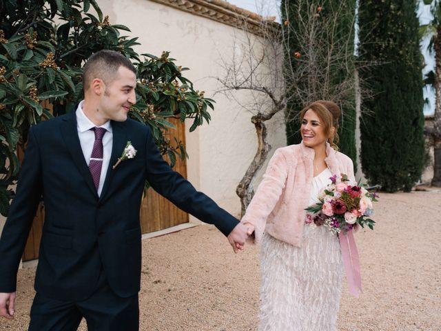 La boda de Toni y Míriam en Sant Jaume Dels Domenys, Tarragona 6