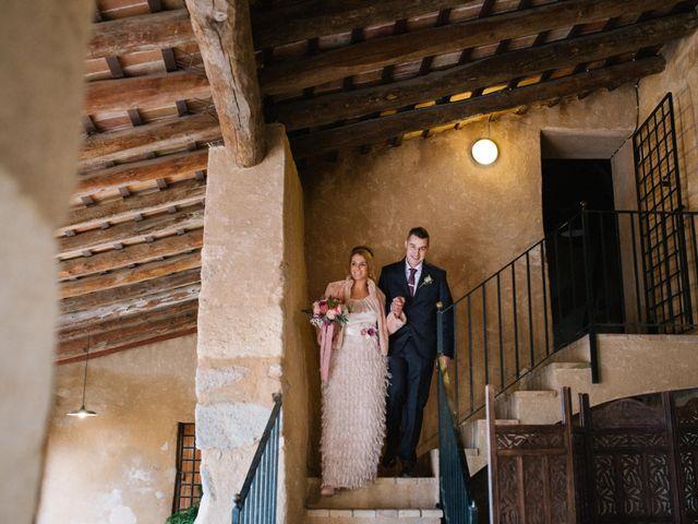 La boda de Toni y Míriam en Sant Jaume Dels Domenys, Tarragona 7