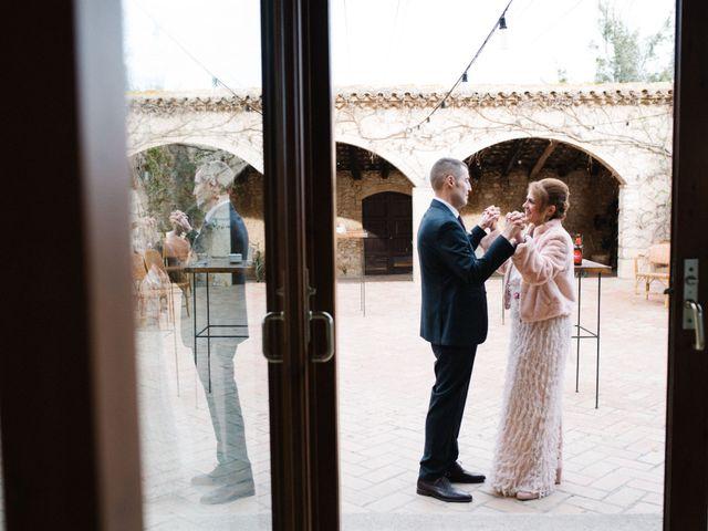 La boda de Toni y Míriam en Sant Jaume Dels Domenys, Tarragona 14