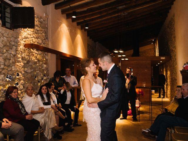 La boda de Toni y Míriam en Sant Jaume Dels Domenys, Tarragona 21