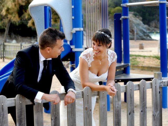 La boda de Lidia y Ivan en Lloret De Mar, Girona 6