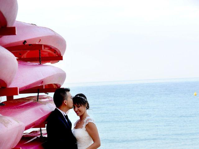 La boda de Lidia y Ivan en Lloret De Mar, Girona 8