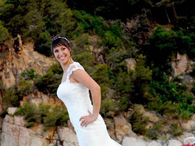 La boda de Lidia y Ivan en Lloret De Mar, Girona 9