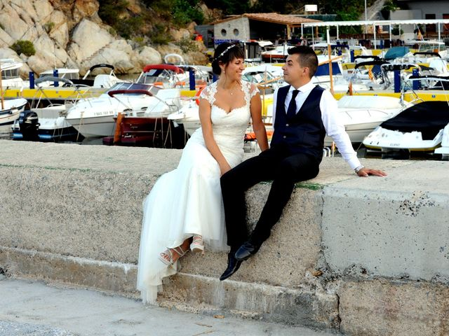 La boda de Lidia y Ivan en Lloret De Mar, Girona 13