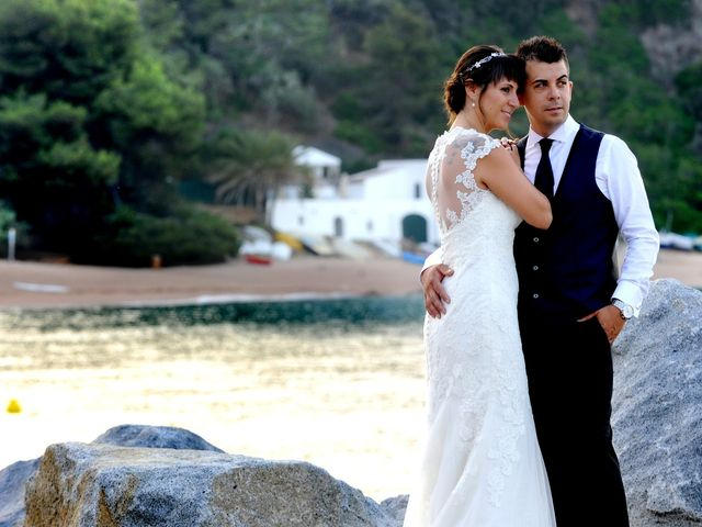 La boda de Lidia y Ivan en Lloret De Mar, Girona 14