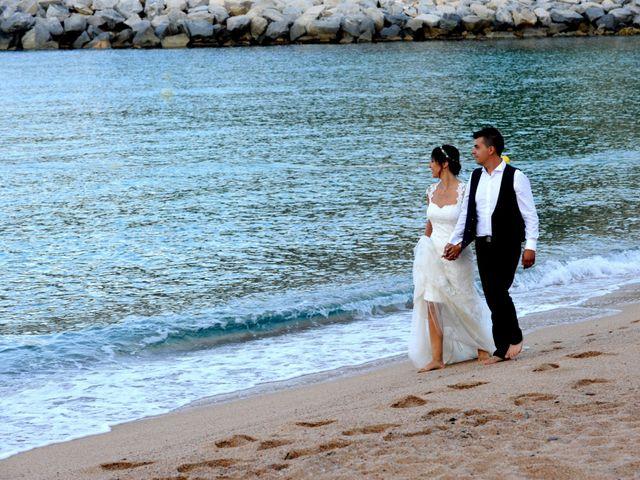 La boda de Lidia y Ivan en Lloret De Mar, Girona 19