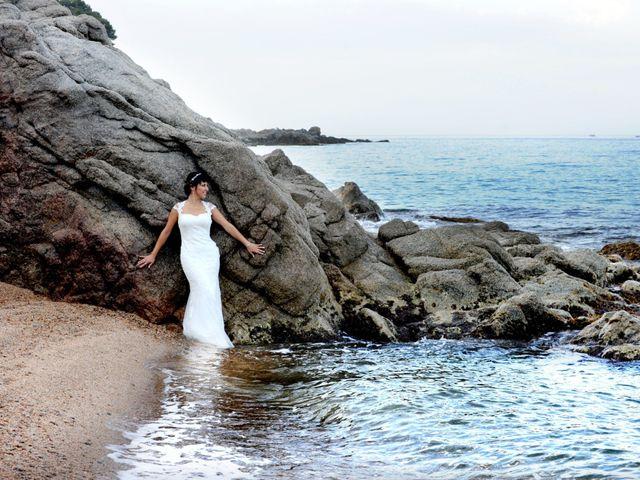 La boda de Lidia y Ivan en Lloret De Mar, Girona 21