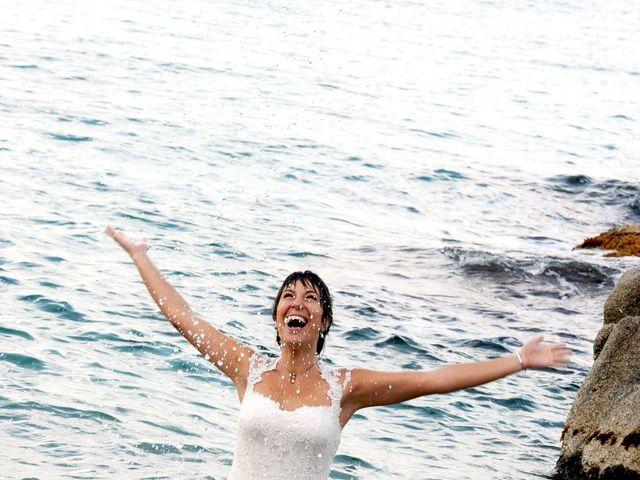 La boda de Lidia y Ivan en Lloret De Mar, Girona 25