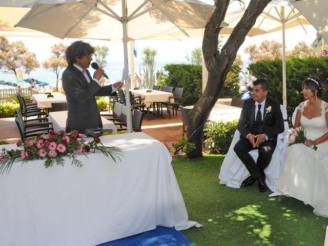 La boda de Lidia y Ivan en Lloret De Mar, Girona 45