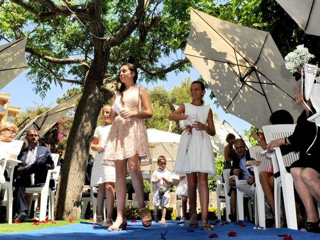 La boda de Lidia y Ivan en Lloret De Mar, Girona 50
