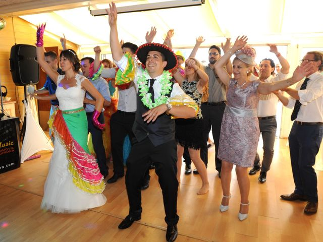 La boda de Lidia y Ivan en Lloret De Mar, Girona 67