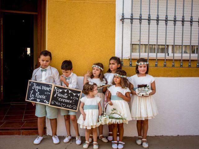 La boda de Juan José y Nazaret en Torre De Miguel Sesmero, Badajoz 27