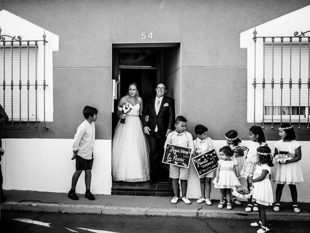 La boda de Juan José y Nazaret en Torre De Miguel Sesmero, Badajoz 28