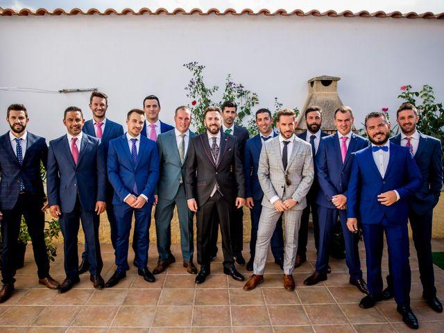La boda de Juan José y Nazaret en Torre De Miguel Sesmero, Badajoz 38
