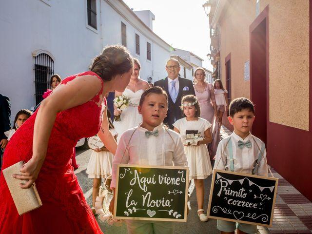 La boda de Juan José y Nazaret en Torre De Miguel Sesmero, Badajoz 43