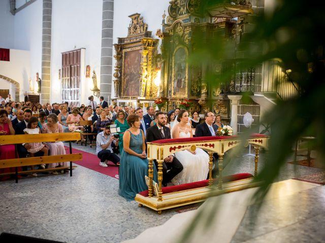 La boda de Juan José y Nazaret en Torre De Miguel Sesmero, Badajoz 47