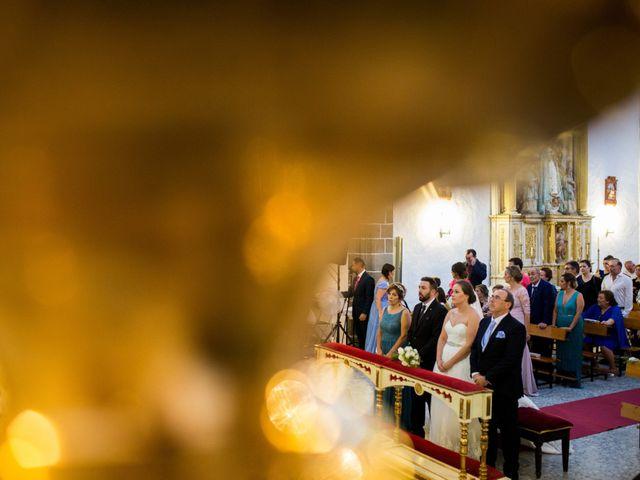 La boda de Juan José y Nazaret en Torre De Miguel Sesmero, Badajoz 50