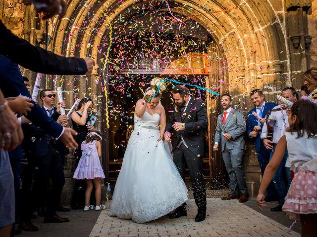 La boda de Juan José y Nazaret en Torre De Miguel Sesmero, Badajoz 56