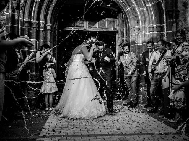 La boda de Juan José y Nazaret en Torre De Miguel Sesmero, Badajoz 58