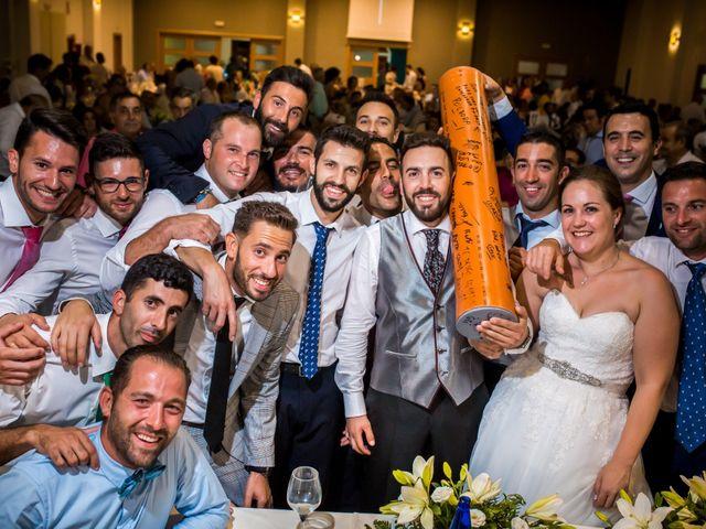 La boda de Juan José y Nazaret en Torre De Miguel Sesmero, Badajoz 74