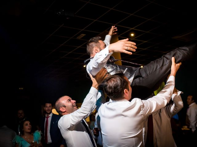La boda de Juan José y Nazaret en Torre De Miguel Sesmero, Badajoz 83