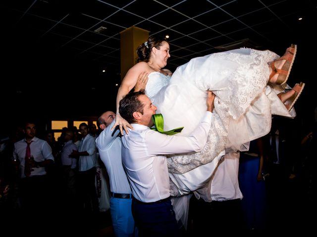 La boda de Juan José y Nazaret en Torre De Miguel Sesmero, Badajoz 86