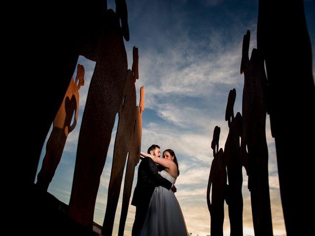 La boda de Juan José y Nazaret en Torre De Miguel Sesmero, Badajoz 1