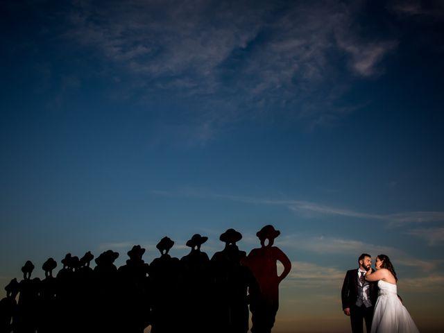 La boda de Juan José y Nazaret en Torre De Miguel Sesmero, Badajoz 116