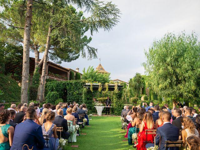 La boda de Javier y Núria en Bigues, Barcelona 8