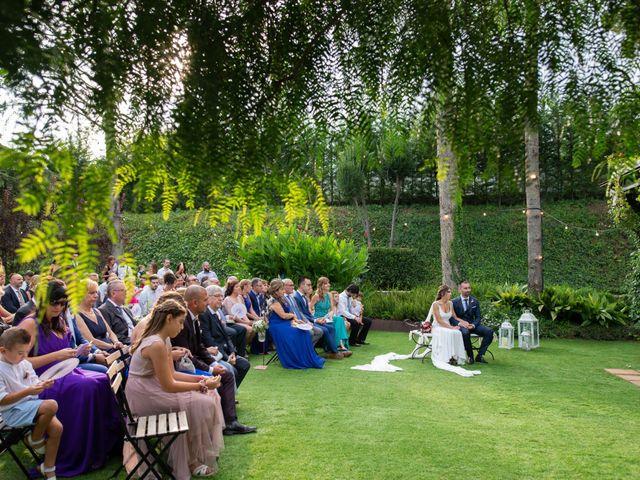 La boda de Javier y Núria en Bigues, Barcelona 9