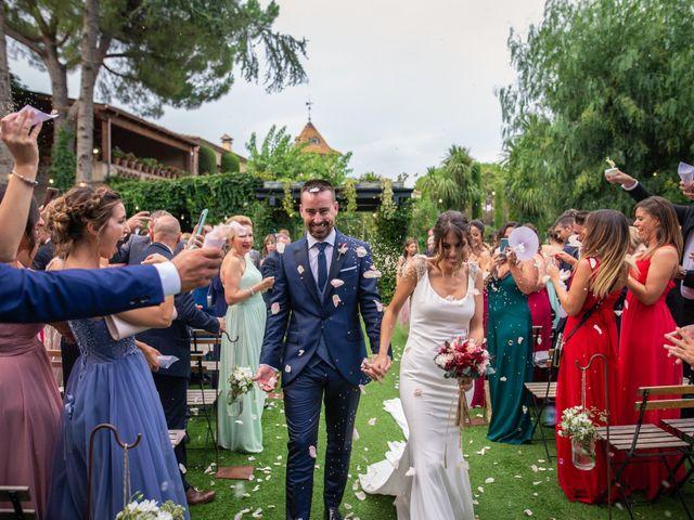 La boda de Javier y Núria en Bigues, Barcelona 10