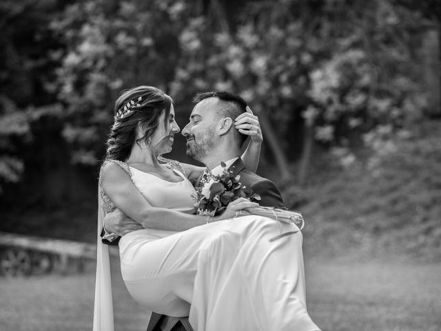 La boda de Javier y Núria en Bigues, Barcelona 12