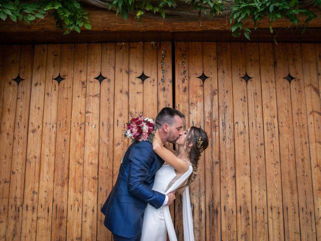 La boda de Javier y Núria en Bigues, Barcelona 1